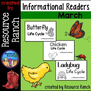 Life Cycles Readers