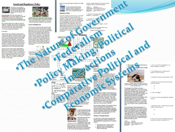 Informational Text - Economic and Political Philosophies S