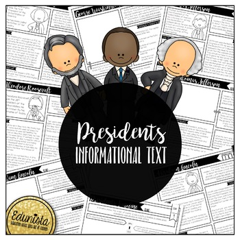 Informational Text: Presidents