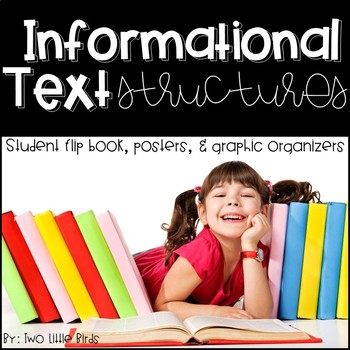 Informational Text Structures Pack