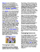 Informational Reading Text - The History of Thanksgiving (