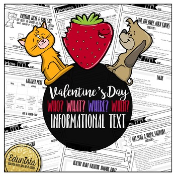 Informational Text: Valentine's Day
