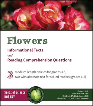 Informational Texts about Flowers