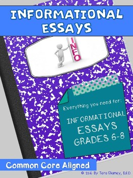 Informational Writing: Common Core Unit