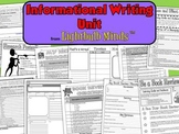 Informational Writing Unit from Lightbulb Minds