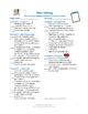 Informative/Explanatory Writing Peer Editing Checklist CCS