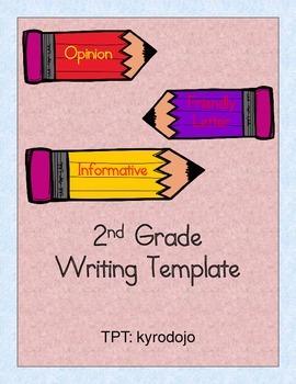 Writing 2nd Grade