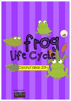 Informative Writing: Life Cycle of a Frog