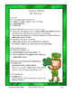 Informative Writing and Research St. Patrick