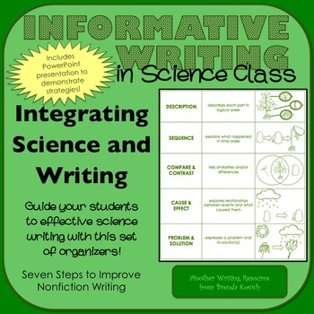 Science Writing - Teaching Kids to Write in Science Class