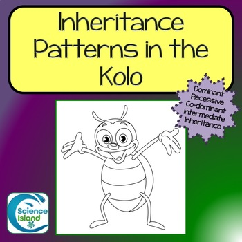 Inheritance Patterns in the Kolo - Genetics Activity