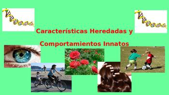Inherited Traits-Caracterisiticas Heredadas