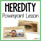 Inherited Traits, Genes, and Learned Behaviors PowerPoint