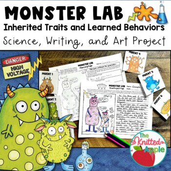 Inherited Traits and Learned Behaviors {Science, Writing,