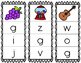 Initial/Beginning Sound Clip Cards: Gg
