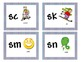 Initial Consonant Blends Flash Cards