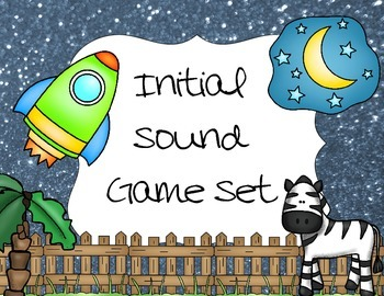 Initial Sound Game Set