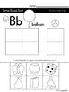 Initial Sound Sorts (Reading Wonders Kindergarten Units 5 & 6)