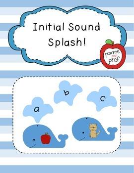 Initial Sound Splash!