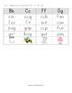 Initial and Final Consonant Word Study Sort Bundle