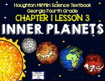 Inner Planets (Houghton Mifflin 4th Grade Science Chapter