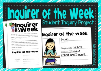 Inquirer of the Week
