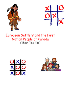 Inquiry Based First Nations People Meet European Settlers