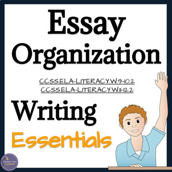 Essay Organization Activity for High School Students