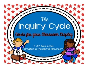 Inquiry Cycle Signs