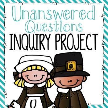 Inquiry Project {FREEBIE}