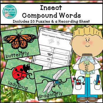 Insect Compound Words