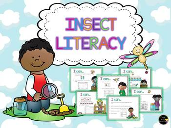 Insect Literacy Centers
