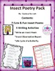 Insect Poetry Pack