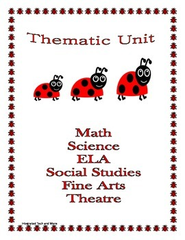 All Subjects Insect Thematic Unit