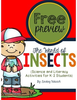 Insect Unit (Free Preview)