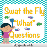 """Insect """"Wh"""" Questions"""