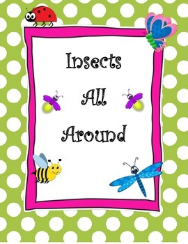 Insects Nonfiction Life Cycle Study With Frogs Too!