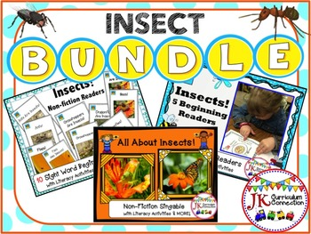 Insects BUNDLE!