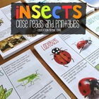 Insects Unit with Close Reads, Spring Activities