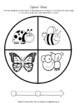 Insects Graphing Activity