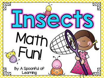 Insects Math Fun!
