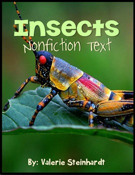 Insects a Nonfiction Text