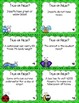 Insects and Bugs Task Cards