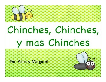 Insects/Chinches - Spanish