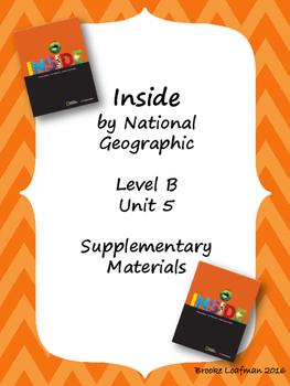 Inside Level B Unit 5 Supplementary Materials