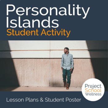 Inside Out Worksheet: My Islands of Personality (Inside Ou