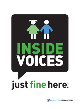 Inside Voices - Decal