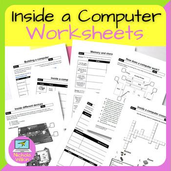 Inside a computer worksheets