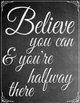 Inspirational Chalkboard Posters
