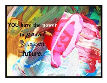 Inspirational Posters for Teachers and Students- You Have